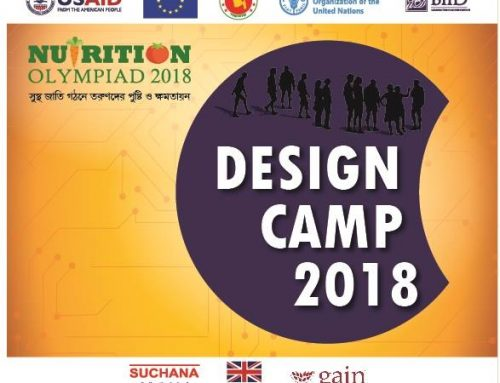 Design Camp organized during April 18-20, 2018 at BARD