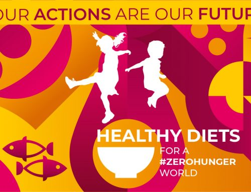 Paint & Let the World Know  How Healthy Diets Lead to Zero Hunger! Participate Now in  FAO's Poster Contest for World Food Day 2019